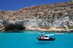 Gite in barca Lampedusa