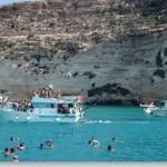 escursioni in barca lampedusa