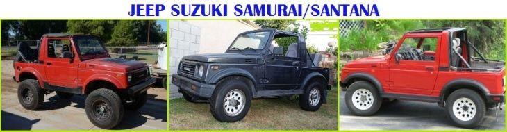 Noleggio Jeep Suzuki Lampedusa
