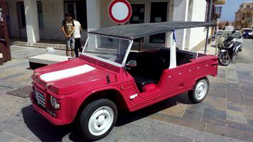 Noleggio auto Lampedusa